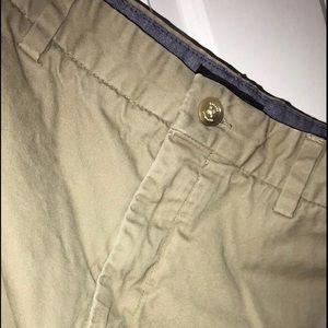 Men's Banana Republic khaki Chinos pants 36x30